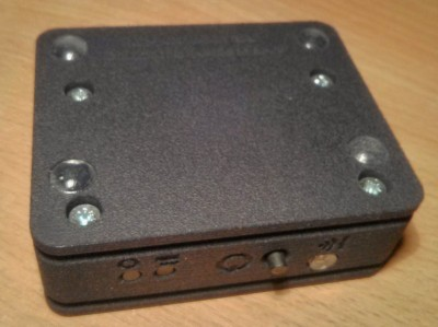 SCIMO V1.2 enclosure bottom